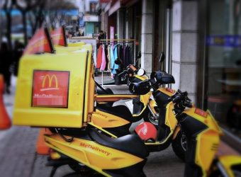 Mcdonalds Delivery Service