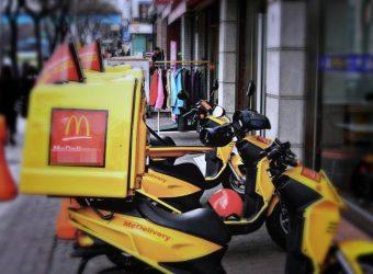 Mcdonalds Delivery Service